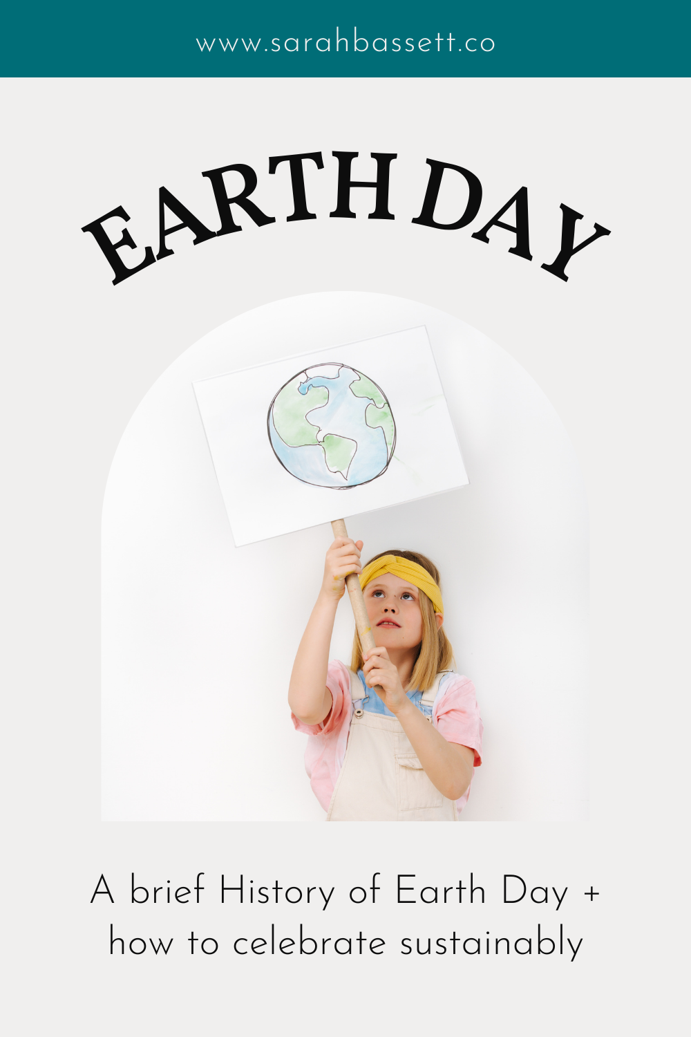 The history of Earth Day and how to celebrate it sustainably.  Earth Day is like Christmas for environmentalists. Find out the history of earth day and what you can do to make an eco-friendly and sustainable difference