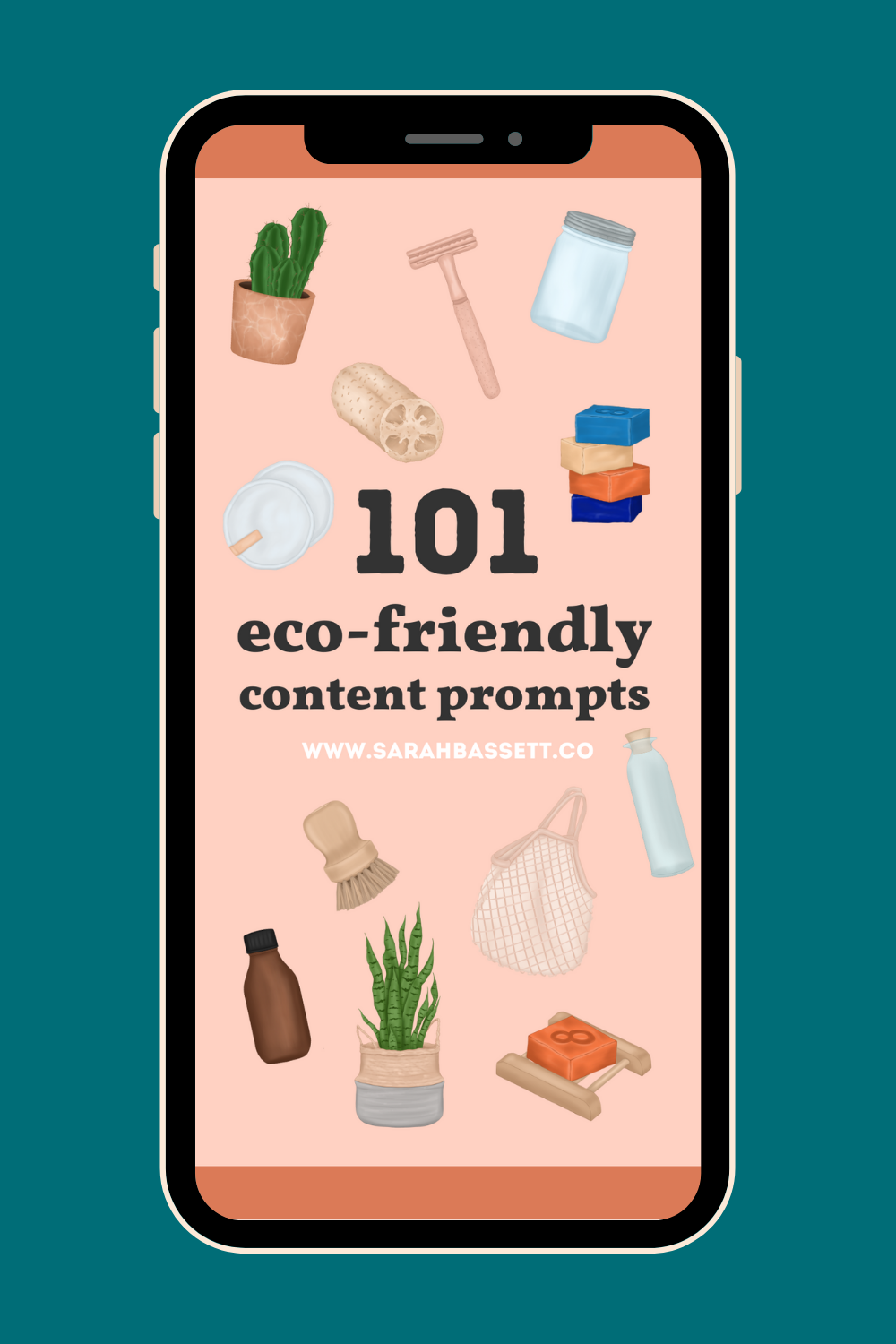 Free download of 101 eco friendly content prompts pdf