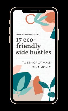 eco-friendly side hustles