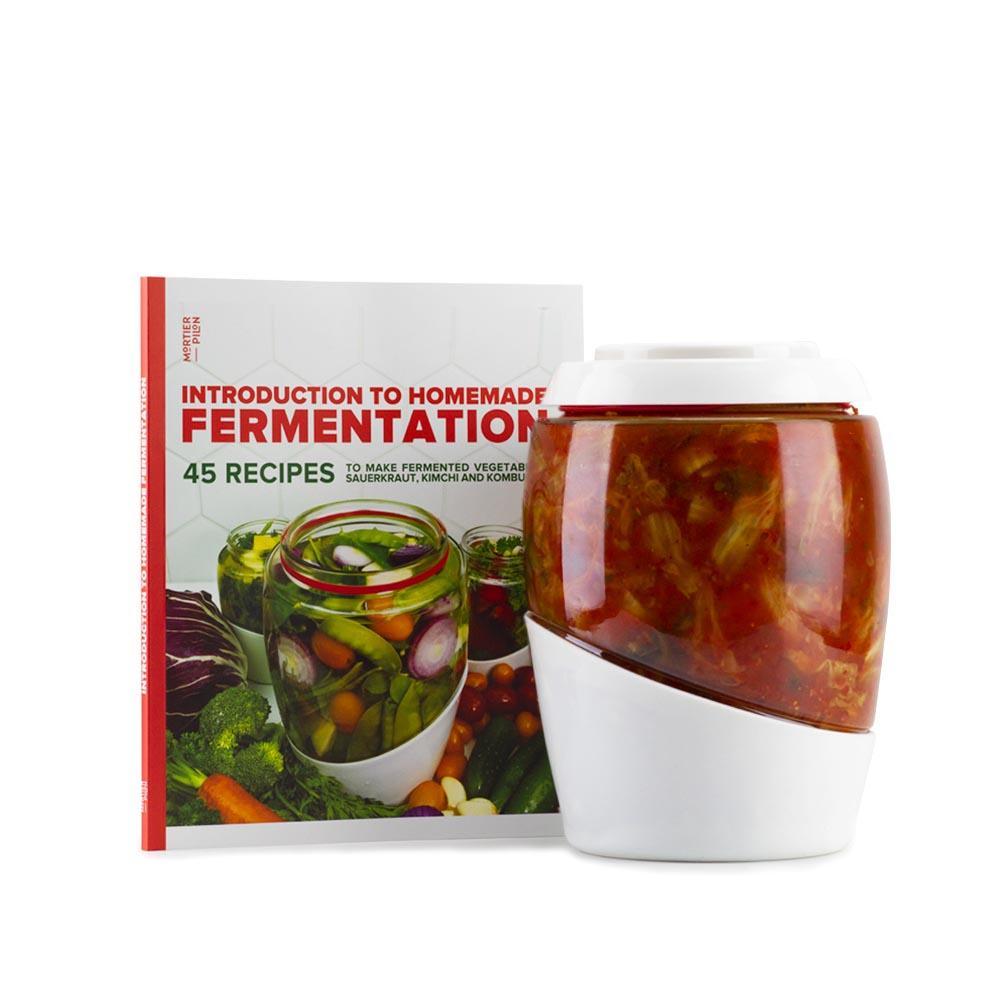 Fermentation jar zero waste kitchen products