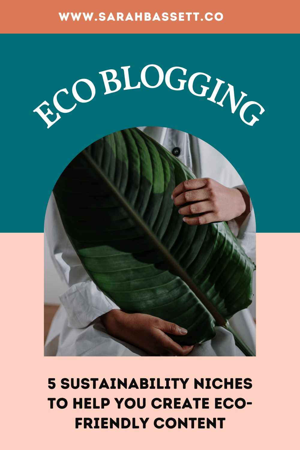 Eco blogging 5 sustainability niches to help you create eco-friendly zero waste and plastic-free content for blogs, websites, social media, podcasts